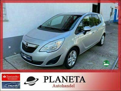 gebraucht Opel Meriva B Edition*KLIMA*SITZHEIZUNG*8FACH BEREIFT
