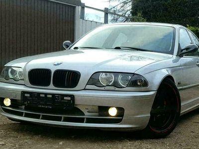 "gebraucht BMW 323 e46 i ""lpg prins "" TÜV NEU"" VOLL SC..."