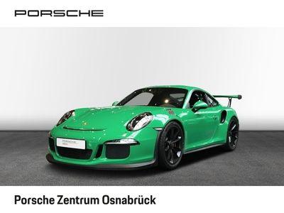 gebraucht Porsche 911 GT3 RS 991Sound Package 6-Punkt Gurt Lift