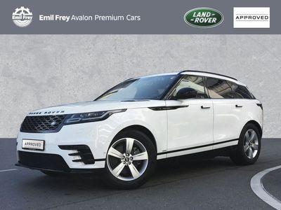 gebraucht Land Rover Range Rover Velar 3.0d R-Dynamic SE*21´´Black*