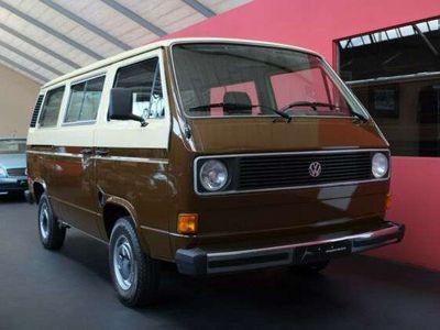 gebraucht VW T3 Vanagon L mit großem Schiebedach