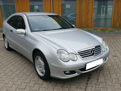 gebraucht Mercedes CLC180 C 180 Kompressor Sportcoupe CLKlima TÜV