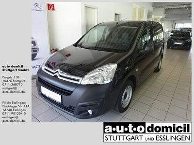 gebraucht Citroën Berlingo Kastenwagen L1 HDi 90 Business AHK, Klima