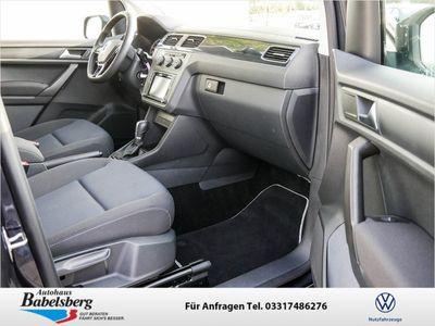 gebraucht VW Caddy 2.0 TDI Trendline BMT STANDHZ W-LAN ACC