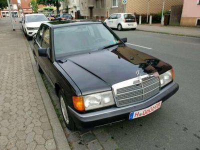 used Mercedes 190 w201 Tüv neu nur diese Woche für 1400€
