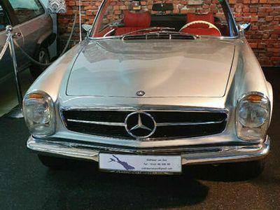 gebraucht Mercedes 250 als Cabrio/Roadster in Engen