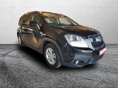gebraucht Chevrolet Orlando LT 1.4 140 PS Klimaautomatik PDC Radio TÜV NEU
