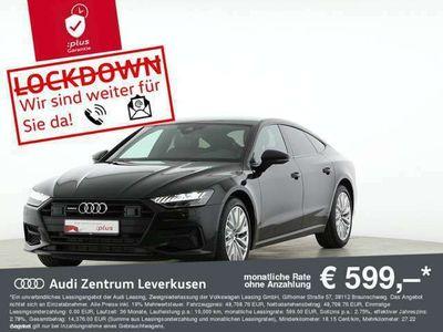 gebraucht Audi A7 Sportback 50 quattro ACC MATRIX KAMERA ASSIST - Leder,Klima,Sitzheizung,Alu,Servo,