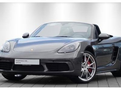 used Porsche 718 BoxsterS, 20'',Connect Plus,Tempomat,Klimaautomatik