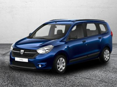 gebraucht Dacia Lodgy Comfort TCe 130, 7-Sitzer, 4xel. FH, Er...
