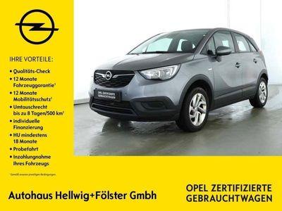 gebraucht Opel Crossland X 1.2 Turbo Edition