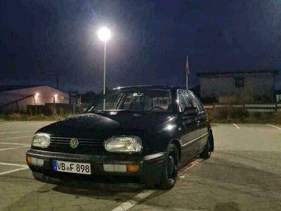 gebraucht VW Golf III Vwwenig km