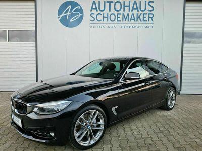 gebraucht BMW 340 Gran Turismo iA Gran Tourismo Sport Line,HUD,RFK,LED,NAV. als Limousine in Osterwald