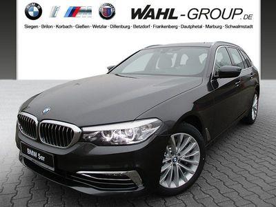 gebraucht BMW 530 i Touring Luxury Line HiFi DAB WLAN