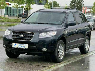 gebraucht Hyundai Santa Fe 2.7 V6 4WD Automatik bei Gebrachtwagen.expert