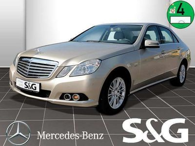 gebraucht Mercedes E220 CDI ELEGANCE +Audio50+Parktronic+Sitzhzg.+