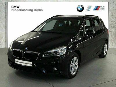 gebraucht BMW 218 Active Tourer d EU6 Aut. LED Navi Parkassist.