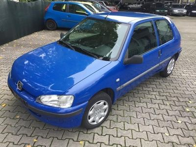gebraucht Peugeot 106 Tüv bis 10/2021 EURO3