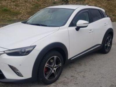 gebraucht Mazda CX-3 SKYACTIV-G 120 SKYACTIV-Drive FWD Spor...