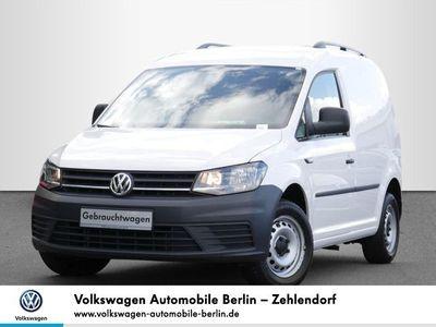 gebraucht VW Caddy Kasten 2.0 TDI BMT EcoProfi AHK Klima EU6