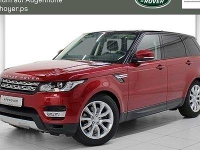 gebraucht Land Rover Range Rover Sport TDV6 HSE STHZ Pano RFK SHZ PDC