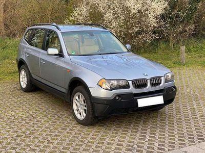 gebraucht BMW X3 3.0d Aut.