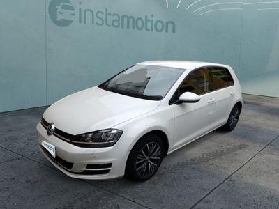 gebraucht VW Golf Golf1.4 TSI Allstar Navi Xenon Stdhzg Kamera