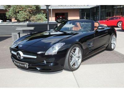 gebraucht Mercedes SLS AMG Roadster *Ferrari Köln*