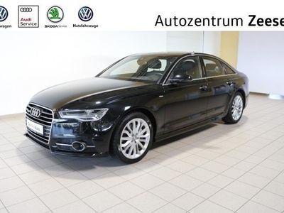 gebraucht Audi A6 Limousine S line 3.0 TDI V6 quattro selection Klima