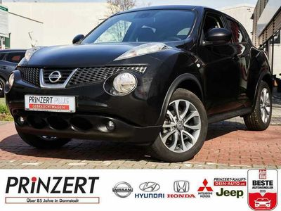 gebraucht Nissan Juke 1.6 5MT 'Tekna', Gebrauchtwagen, bei Autohaus am Prinzert GmbH