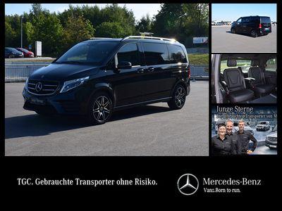 gebraucht Mercedes V250 Edition AMG 4x4 Comand*DAB*Kam.*LED*Night