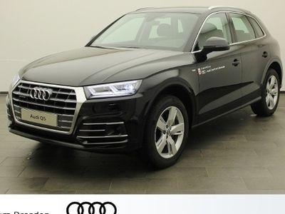 gebraucht Audi Q5 40 TDI quattro S tronic / DIENSTWAGEN