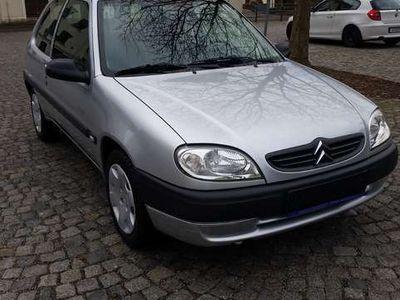 gebraucht Citroën Saxo 1.1 Tonic Klima Tüv+ Inspektion Neu