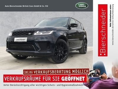 gebraucht Land Rover Range Rover Sport 3.0 SDV6 HSE Dynamic PANORAMA - WINTERPAKET - BLACK-PACK - HEAD-UP-DISPLAY