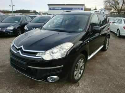 used Citroën C-Crosser Exclusive *7-Sitze/Xenon/Leder/Navi*