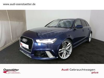 gebraucht Audi RS6 4,0 TFSI qu/Keramik/Dynamik+/Sport-Abgas/Led