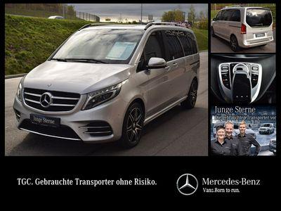 gebraucht Mercedes V220 Edition AMG Comand*Sthzg*LED ILS*Tisch