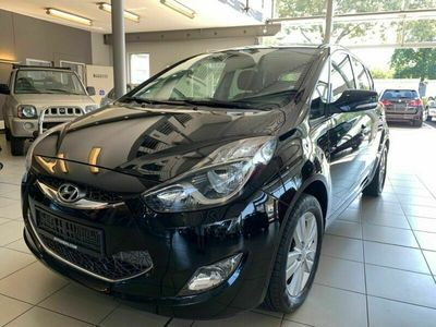 gebraucht Hyundai ix20 1.4 Style/Klimaautomatik/ALU/S-Heft/SHZ/TÜV