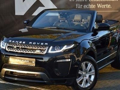 gebraucht Land Rover Range Rover evoque 2.0 TD4 SE Dynamic Cabriolet