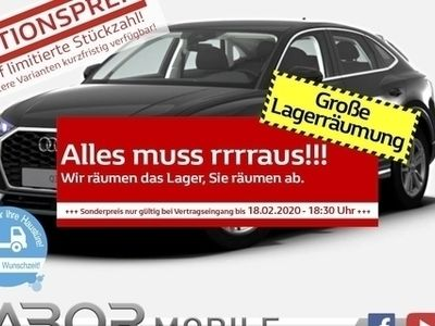 gebraucht Audi Q3 Sportback 35 TFSI 150 Nav+VirtCo+KomfKey PDC+