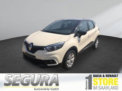 gebraucht Renault Captur 0.9 TCe 90 eco² Limited