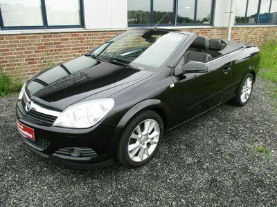 gebraucht Opel Astra Cabriolet TwinTop 1.8 Cosmo Klima Leder Navi AHK Tüv:8/22