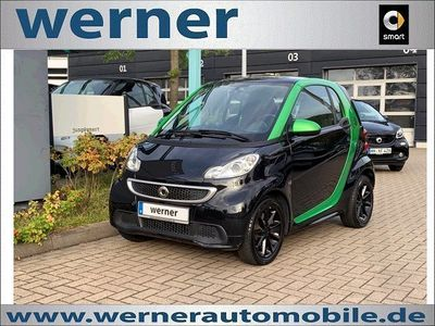 gebraucht Smart ForTwo Electric Drive coupe 22 KW Bordlader S&C