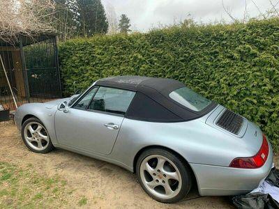gebraucht Porsche 993 Youngtimer