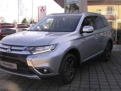 gebraucht Mitsubishi Outlander Edition 2.0 MIVEC ClearTec