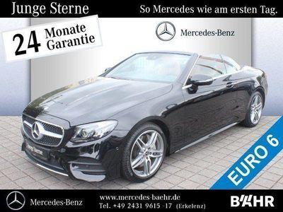 used Mercedes E300 Cabriolet AMG Line Exterieur/Navi/Styling Klima