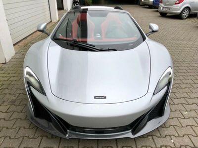 gebraucht McLaren 650S Spider*Carbon*Sportabgas*-Garantie*