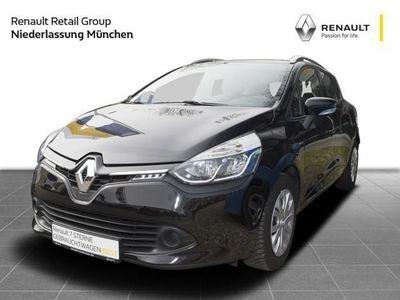 gebraucht Renault Clio GrandTour IV 0.9 TCe 90 LIMITED Klima, el.