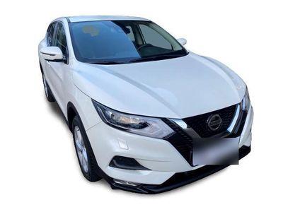 gebraucht Nissan Qashqai Acenta 1.3 DIG-T EU6d-T Navi-Kamera-Sitzhzg.