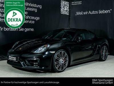 """gebraucht Porsche Cayman GTS PDLS+/BOSE/20""""/CHRONO/CARBON"""